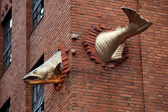 20. Salmon, Portland, Oregon