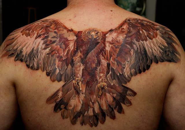 39. 3d tatto art