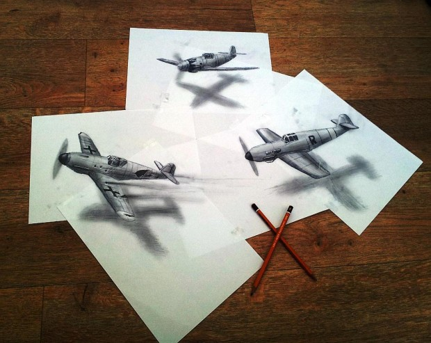 3d-art-plane