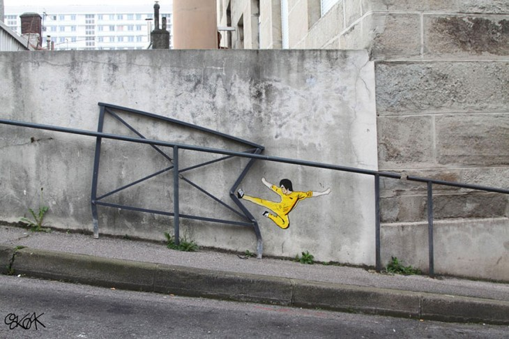 7. The Urban art