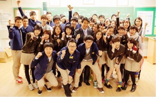 [K-DRAMA] School 2013   My Asian movie & drama