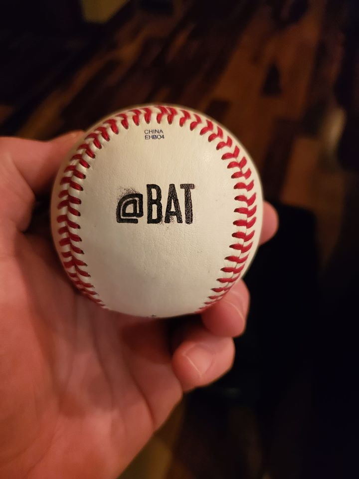 AT BAT baseball