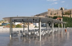 Acropolis museum cafe (greekreporter.gr)