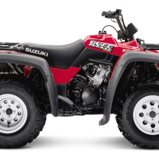 1998-2002 Suzuki LT-F500F Quadrunner Service Manual Download