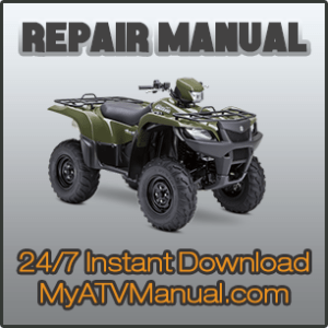 19922000 Yamaha Timberwolf 250 Repair Service Manual   MyATVManual
