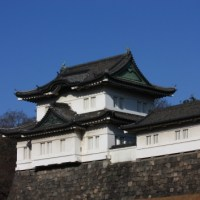 The General Public to the Imperial Palace for the New Year Greeting, No.1