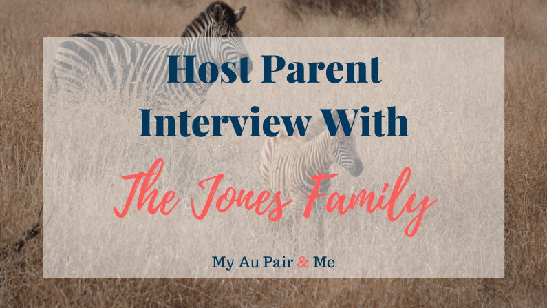 Host Parent Interview with the Jones Family