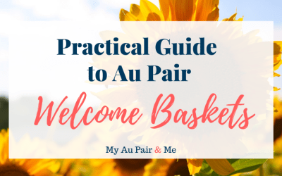 Practical Guide to Au Pair Welcome Baskets
