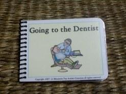 Social Story Book Preparing for Visits