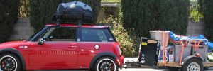 Overloaded car fuel economy Auto detailing Interior detailing
