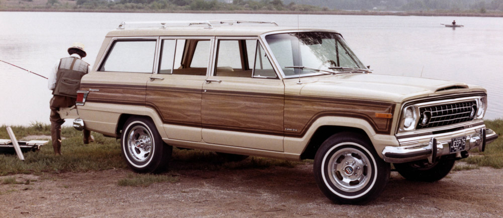 1983 Jeep Cherokee Grand