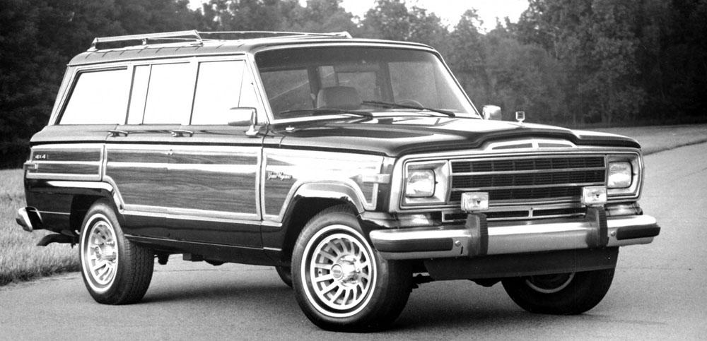 Laredo 1981 Jeep Cherokee