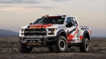 FORD RETURNS TO BAJA WITH ALL-NEW 2017 F-150 RAPTOR