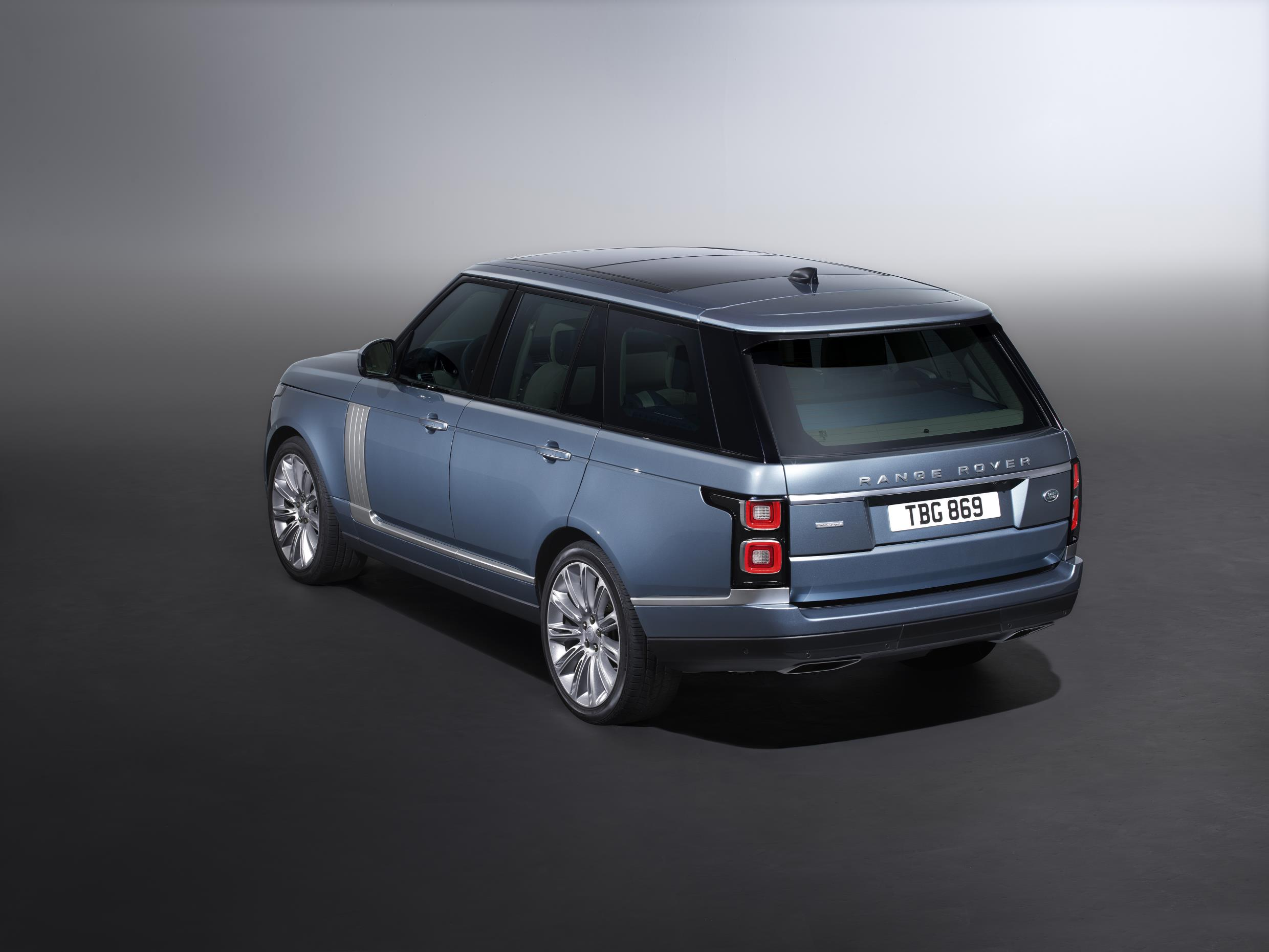 LAND ROVER ANNOUNCES 2018 RANGE ROVER AND 2019 PLUG IN HYBRID
