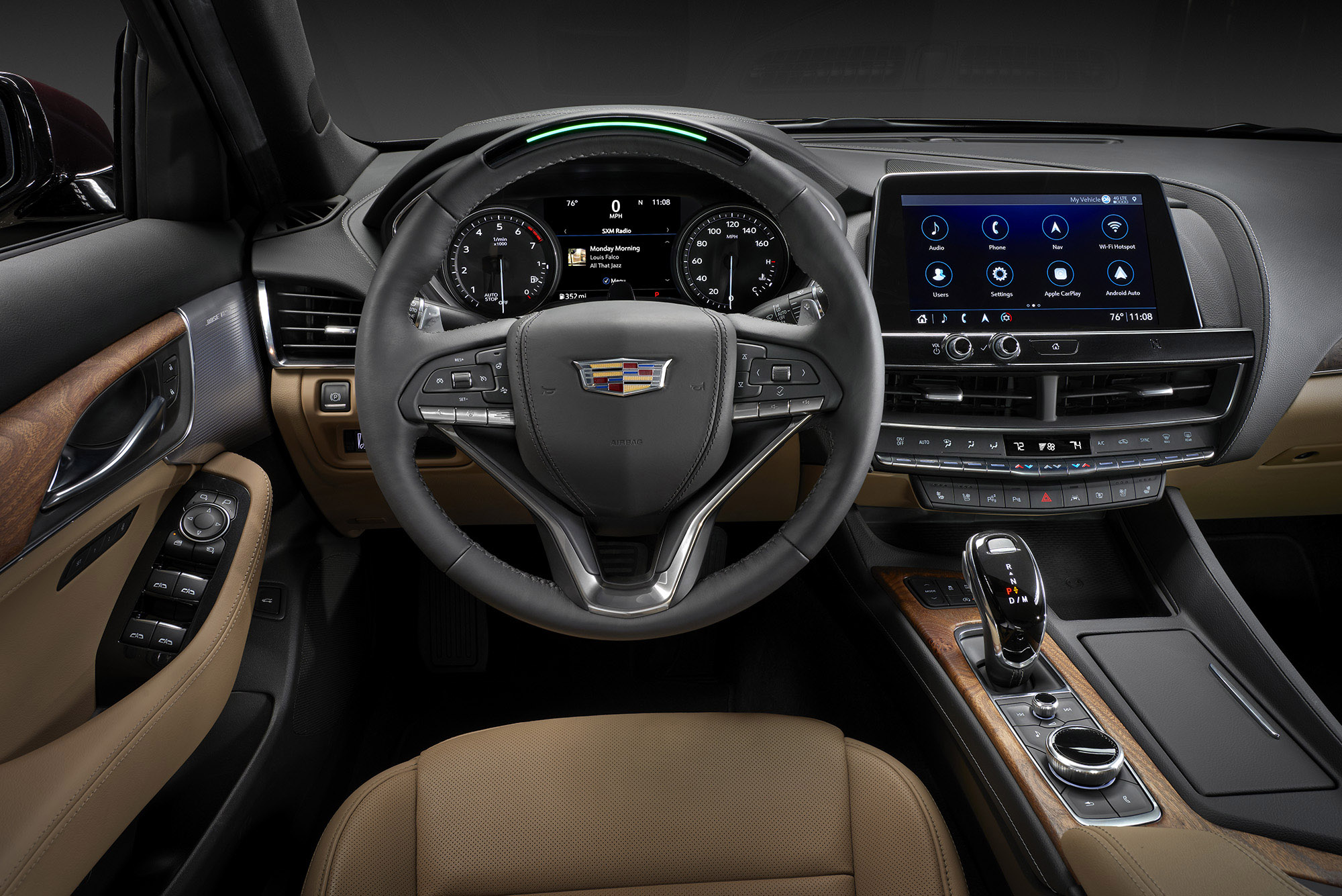 Cadillac CT5's Super Cruise technology will be available ...