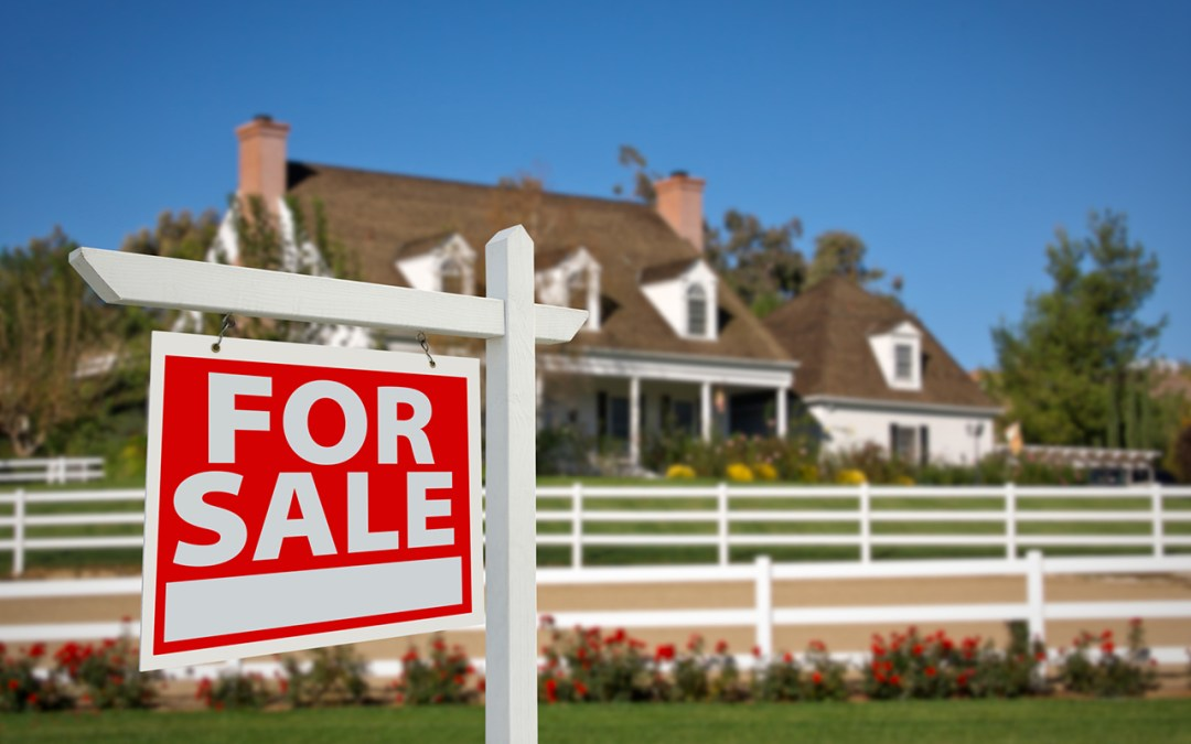 can't sell your home