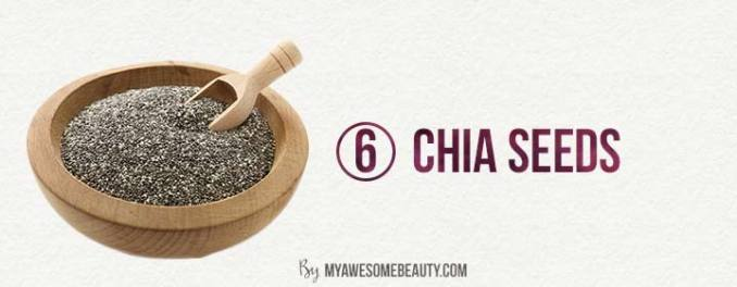 chia seeds for fat reduction