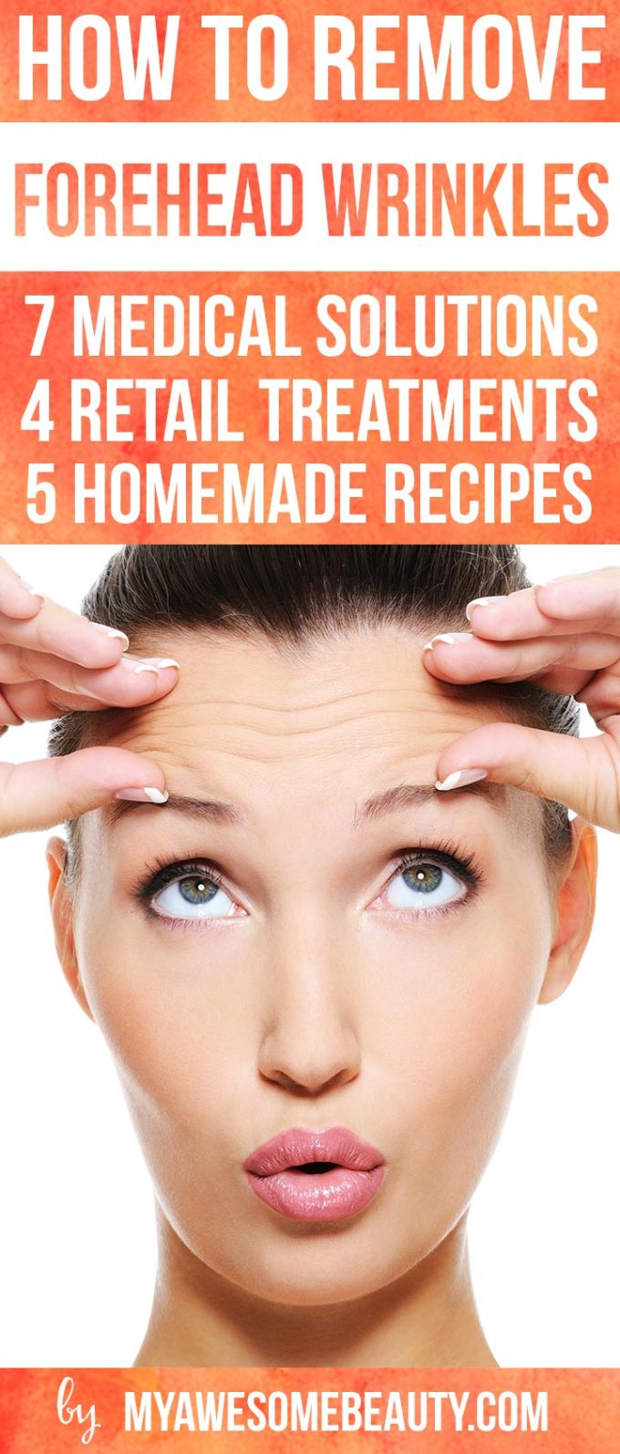 how to get rid of forehead wrinkles fast | 16 methods