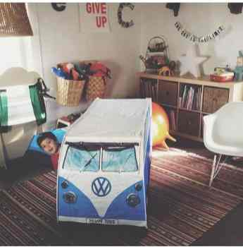 Camper Van Kids Bed Inspiration 23