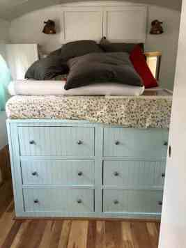 Camper Van Kids Bed Inspiration 35