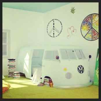 Camper Van Kids Bed Inspiration 54