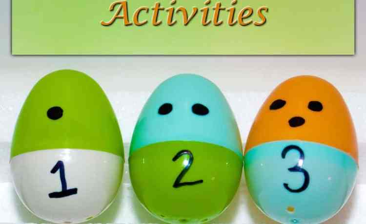 Fun And Easy Toddler Activities Easter 17