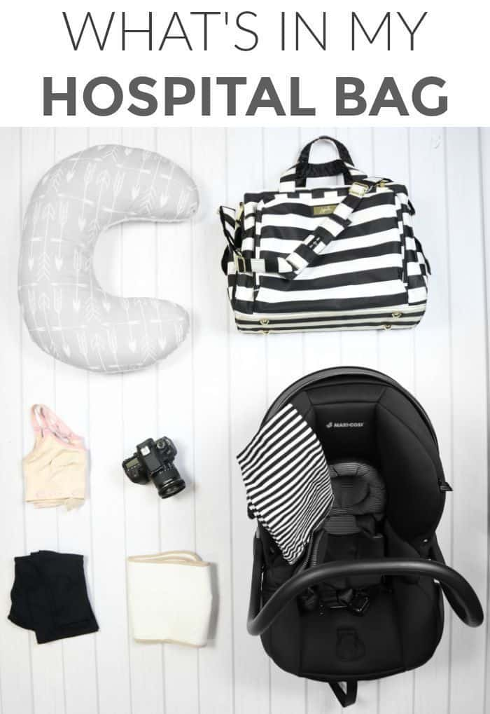 Ideas About Hospital Bag For Mom To Be 3