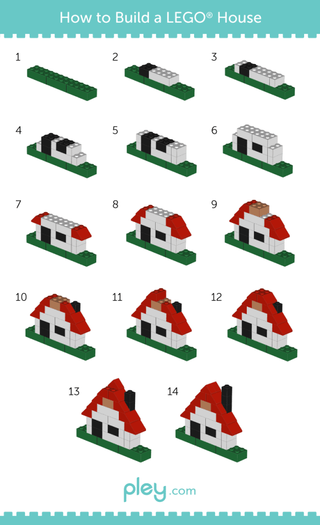 Lego Building Project For Kids 117