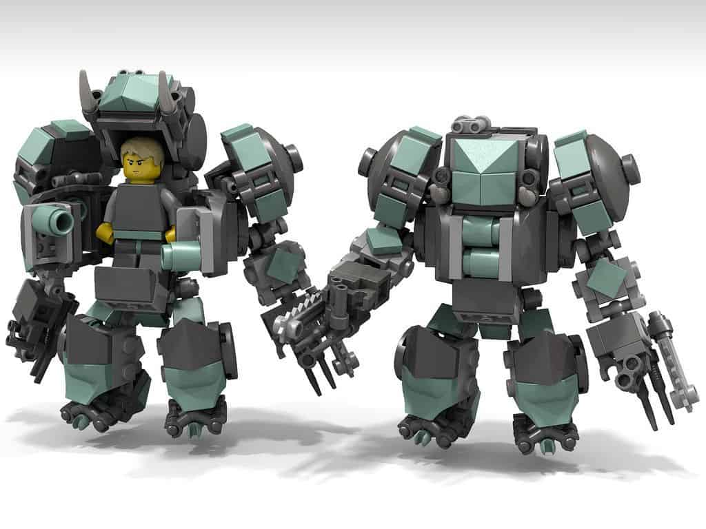 Lego Building Project For Kids 27