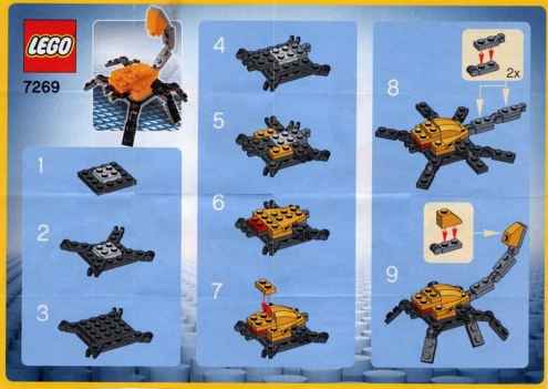 Lego Building Project For Kids 47