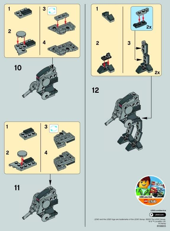Lego Building Project For Kids 58