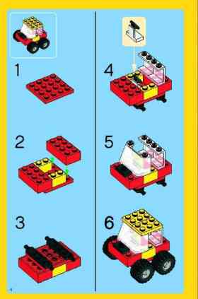 Lego Building Project For Kids 69
