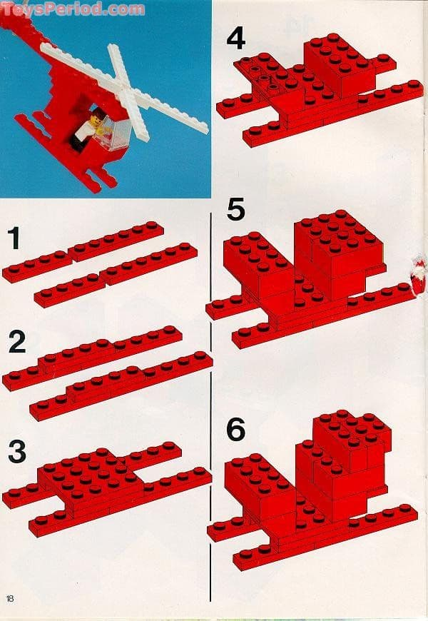 Lego Building Project For Kids 75