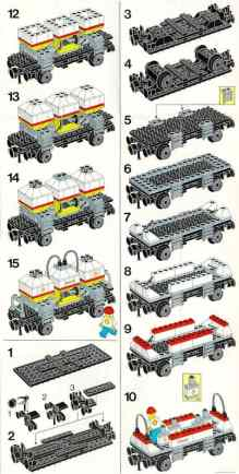 Lego Building Project For Kids 8