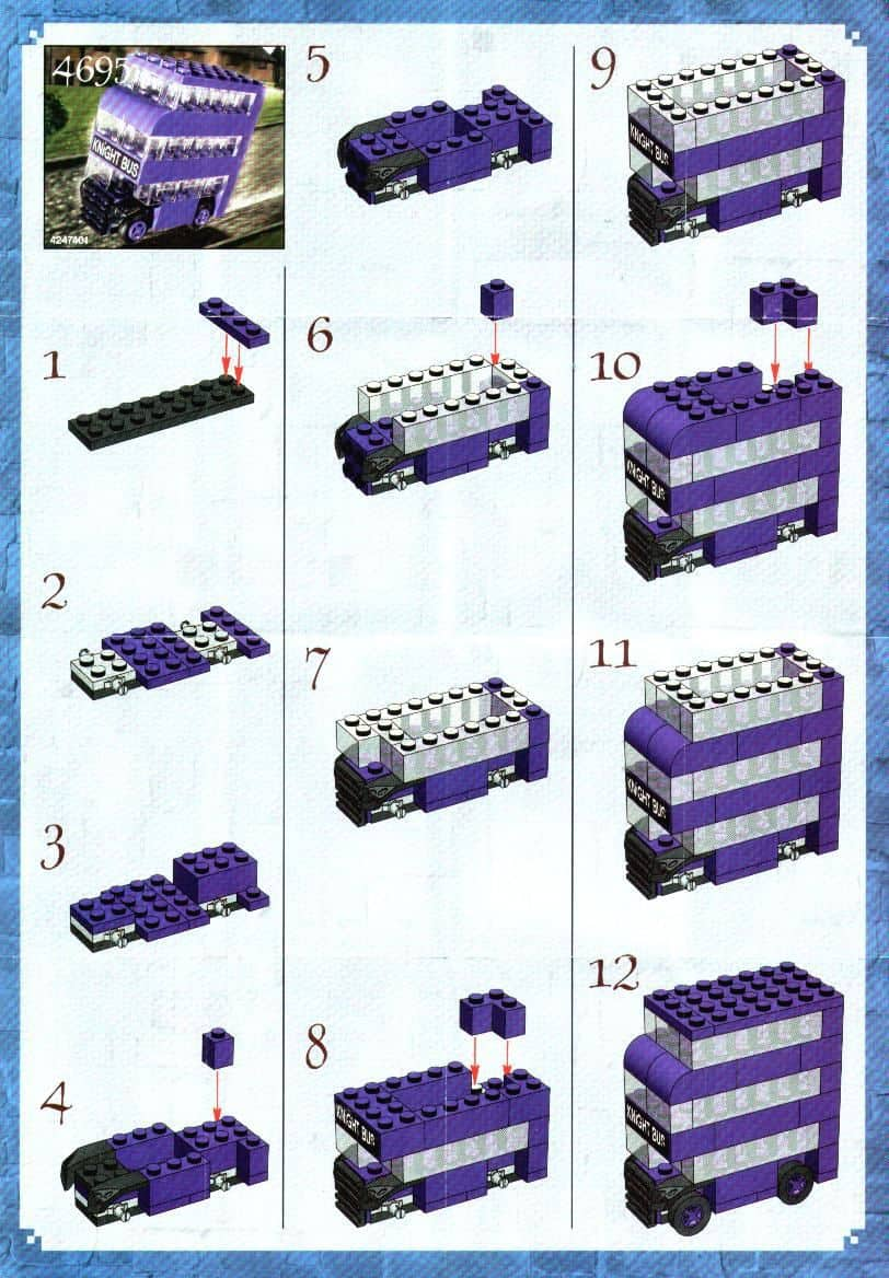 Lego Building Project For Kids 81