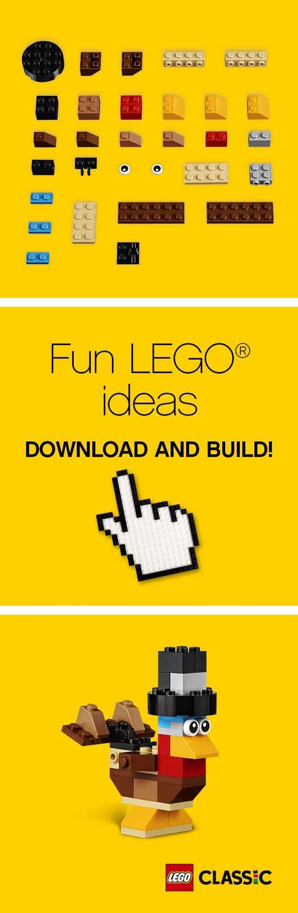 Lego Building Project For Kids 86
