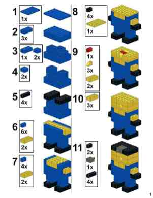 Lego Building Project For Kids 9