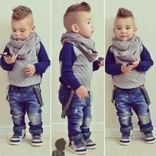 Little Boy Haircuts Inspiration 7