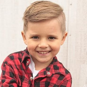 Little Boy Haircuts Inspiration 9