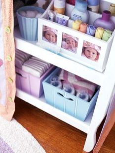 Nursery Organizing Ideas 12