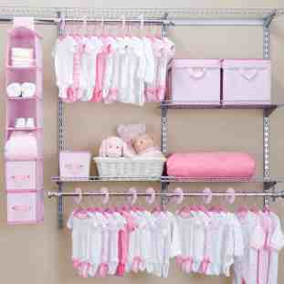 Nursery Organizing Ideas 38