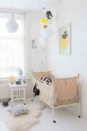 Room Ideas For Your Baby Girl 24