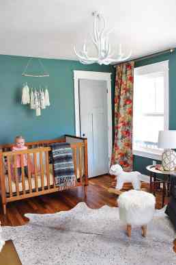 Room Ideas For Your Baby Girl 43
