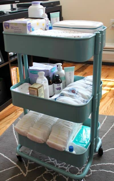 Changing Table Ideas & Inspiration 119