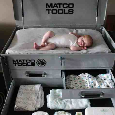 Changing Table Ideas & Inspiration 21