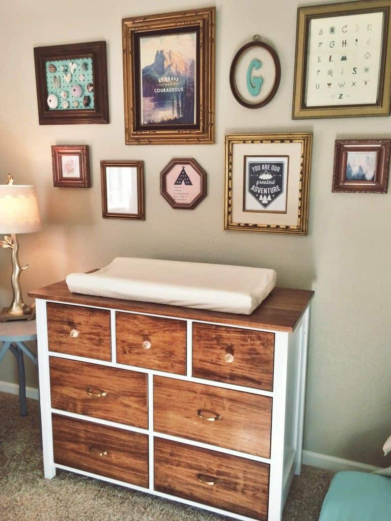 Changing Table Ideas & Inspiration 50