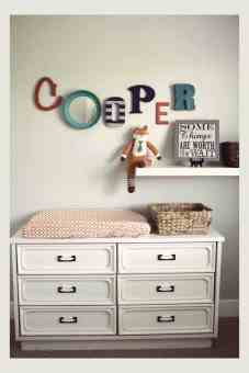 Changing Table Ideas & Inspiration 77