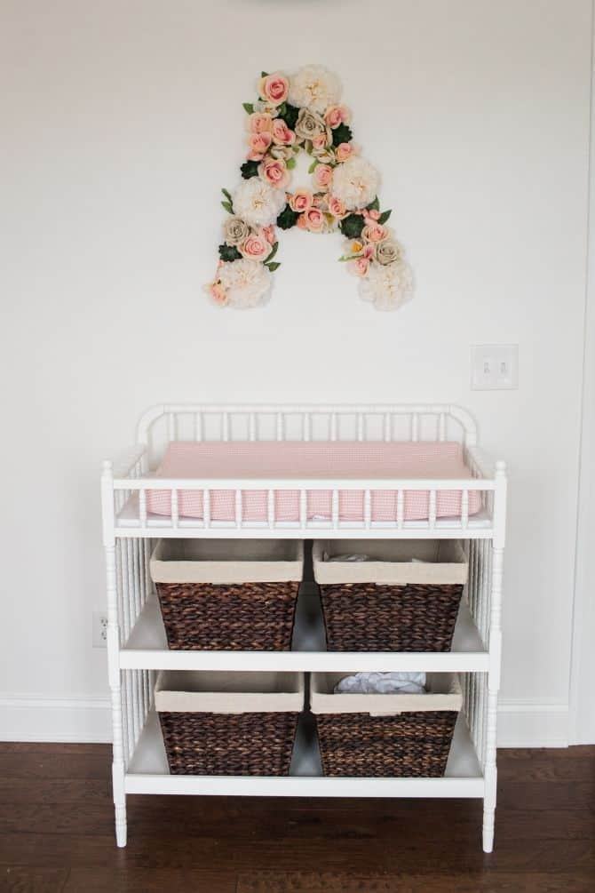 Changing Table Ideas & Inspiration 91