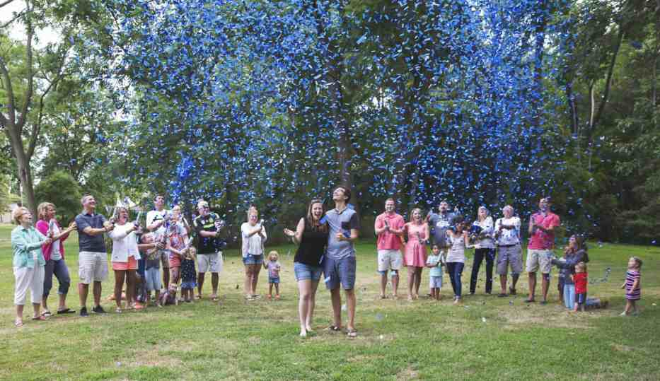Gender Reveal Party 38