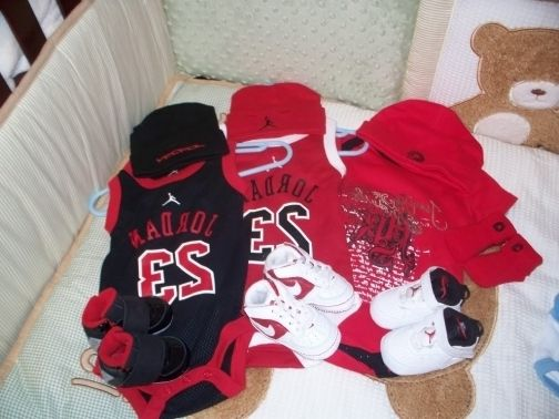 Newborn Jordan Baby Clothes Free Shipping